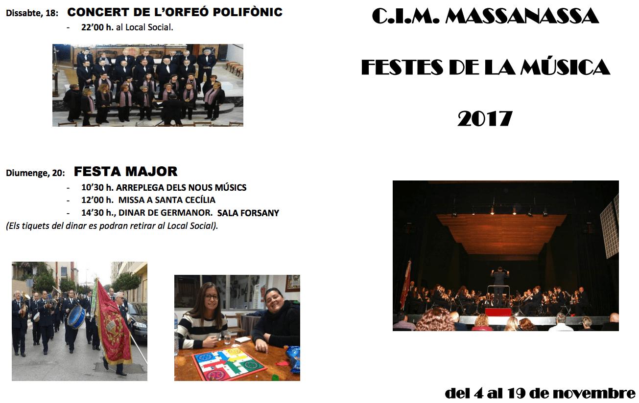 Banda massanassa fiestas