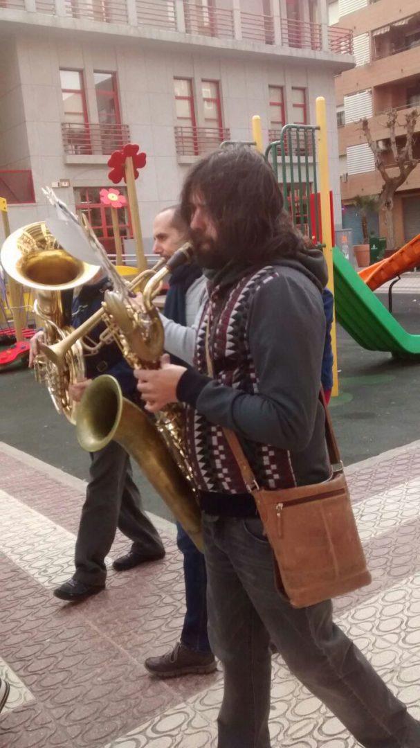 banda massanassa saxo