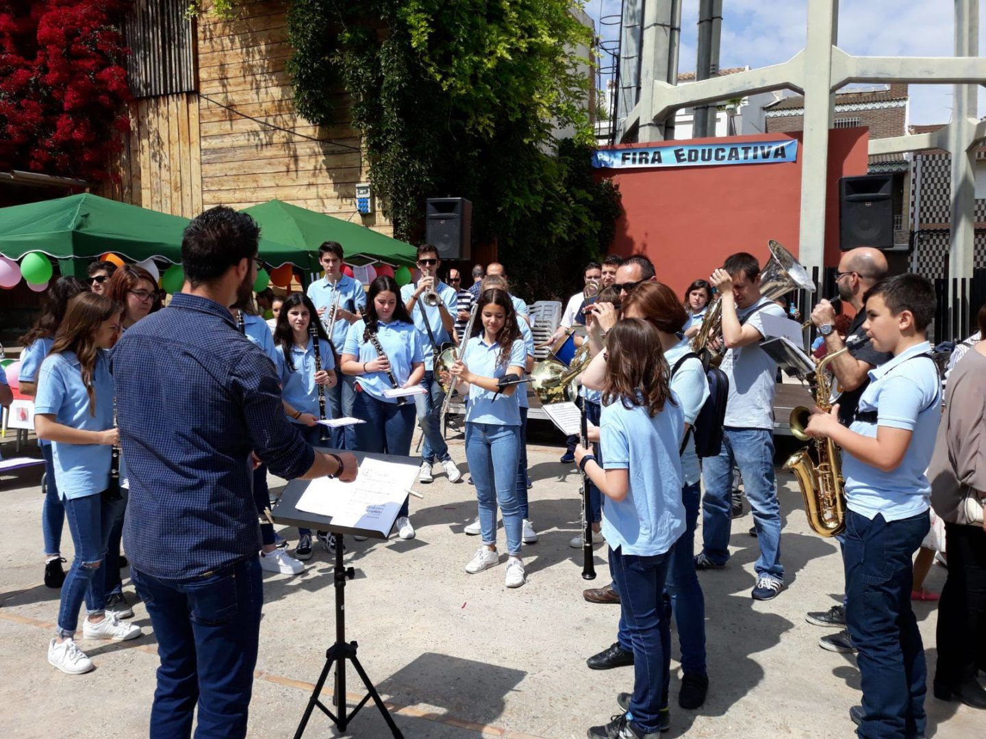 banda fira educativa massanassa 2018